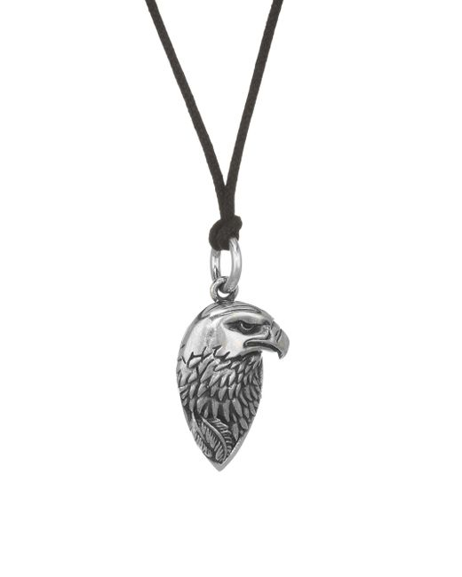 King Baby Studio - Metallic Eagle Pendant Necklace - Lyst