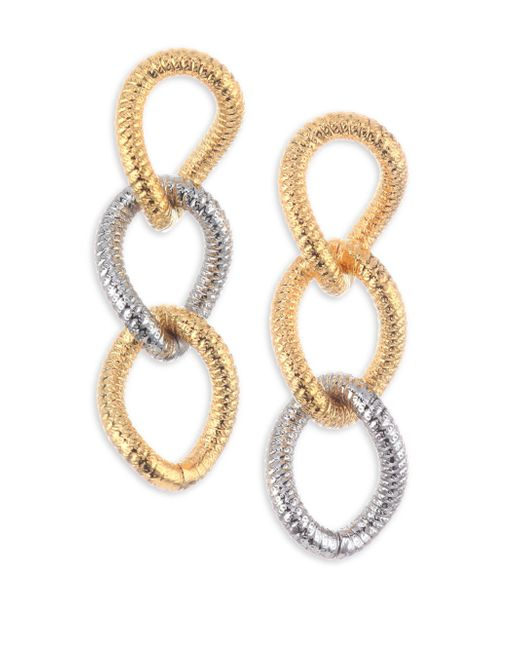 Vita Fede - Metallic Raffina Drop Earrings - Lyst