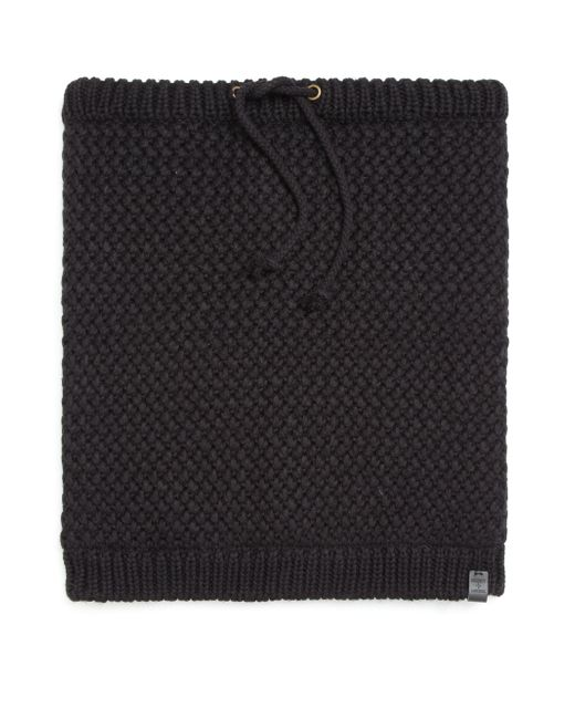 Bickley + Mitchell - Black Faux Sherpa-lined Woven Snood for Men - Lyst