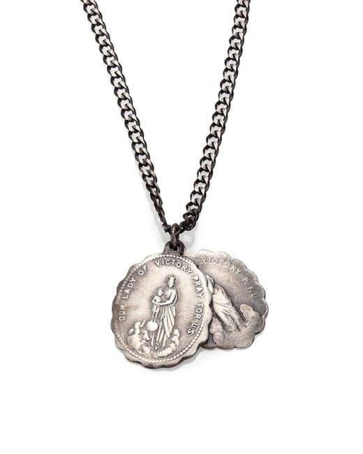 Miansai   Metallic Saints Necklace for Men   Lyst