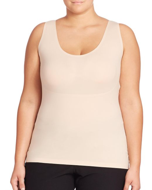 Spanx - Natural Thinstincts Tank Top - Lyst