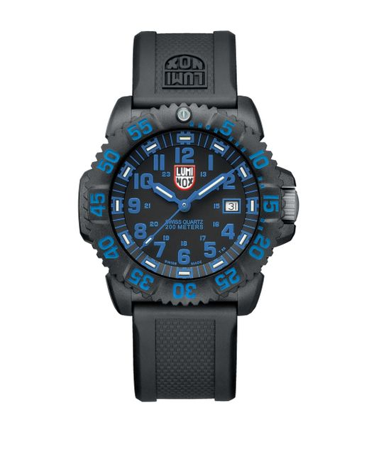 Luminox | Black Sea Colormark Strap Watch for Men | Lyst