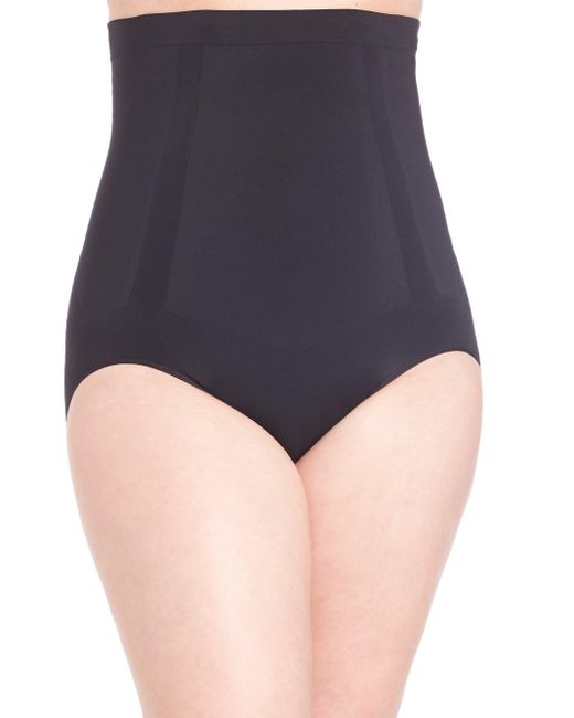 Spanx - Black Plus Oncore High-waisted Brief - Lyst