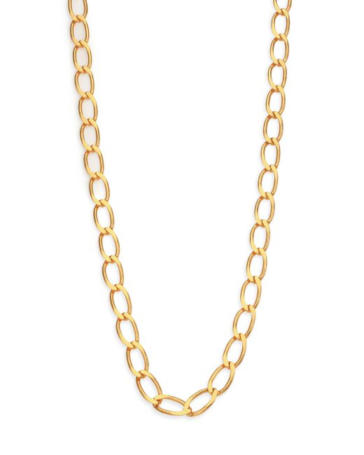 Stephanie Kantis | Metallic Orbit Necklace Chain/18 | Lyst