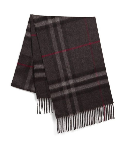 Burberry - Multicolor Giant Icon Cashmere Scarf - Lyst