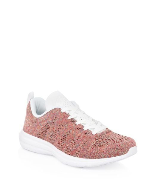 Athletic Propulsion Labs - Pink Thermaloom Pro Low-top Sneakers for Men - Lyst