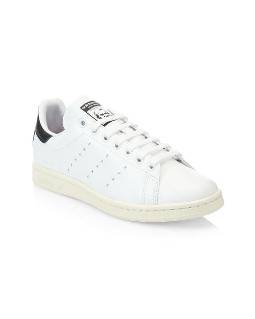 02b805eb6b2 Lyst - Stella McCartney White Stan Smith Sneakers in White - Save 20%