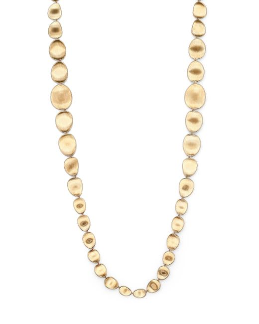 Marco Bicego - Metallic Lunaria 18k Yellow Gold Long Convertible Necklace - Lyst