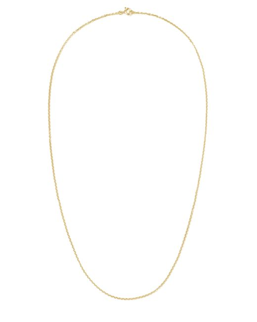 Aurelie Bidermann | Metallic Forçat 18k Yellow Gold Chain | Lyst