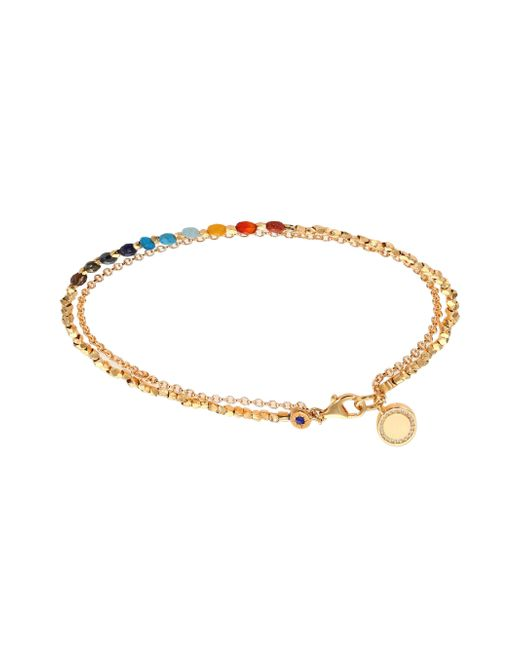 Astley Clarke - Metallic Biography Semi-precious Multi-stone & White Sapphire Cosmos Beaded Friendship Bracelet - Lyst