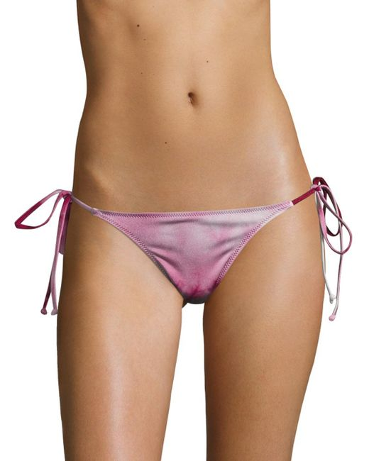 Made By Dawn | Multicolor Dancer Bikini Bottom | Lyst
