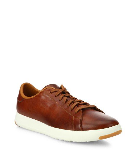 Cole Haan - Blue Grandpro Tennis Sneakers for Men - Lyst