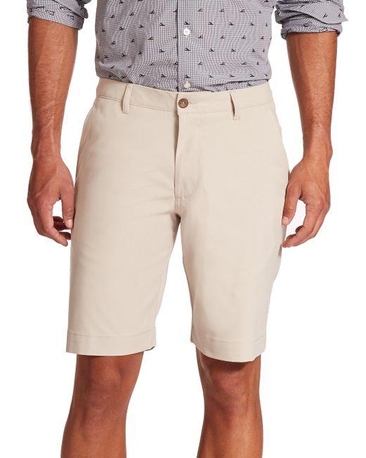 Saks Fifth Avenue - Natural Golf Shorts for Men - Lyst
