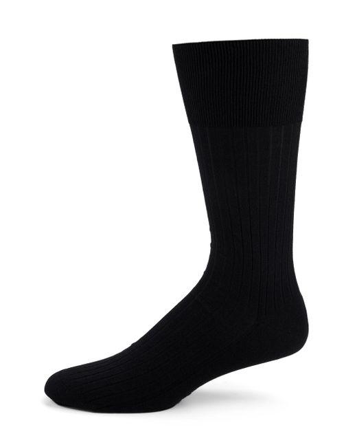 Falke Blue Luxury No. 13 Sea Island Cotton Socks for men
