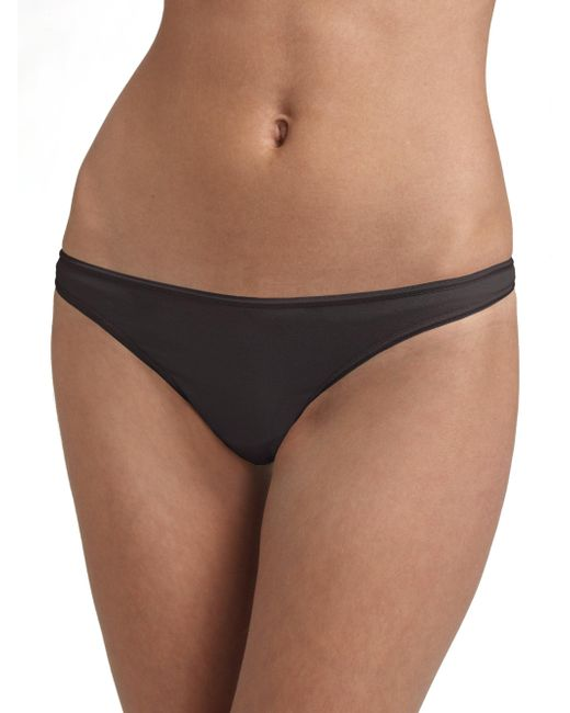 Cosabella - Black Talco Low-rise Thong - Lyst