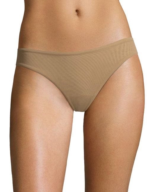 La Perla - Natural Sexy Town Panty - Lyst