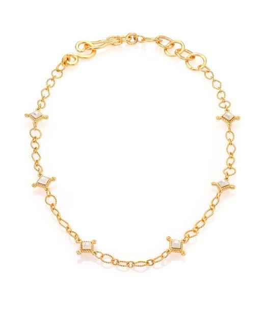 Stephanie Kantis   Metallic Venetian Two-tone Link Necklace   Lyst