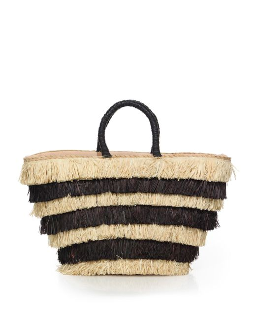 lyst kayu pinata tote in black save 14. Black Bedroom Furniture Sets. Home Design Ideas