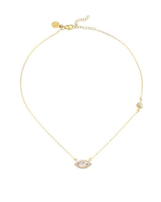 Shana Gulati - Metallic Gisela Pendant 18k Yellow Gold & Diamond Necklace - Lyst