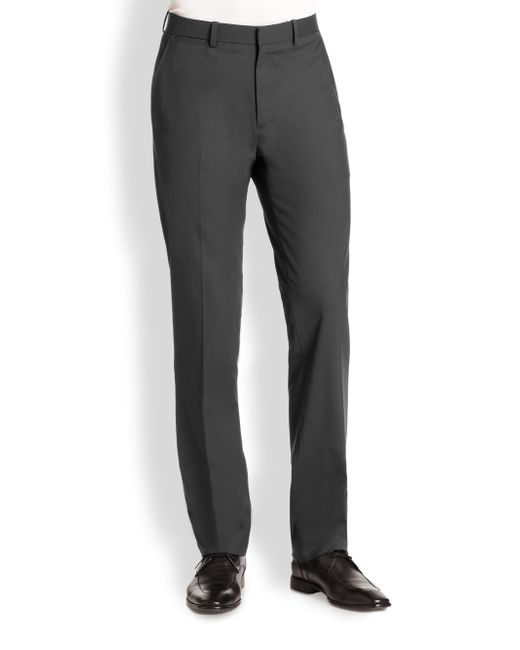 Theory | Gray Marlo New Tailor Dress Pants for Men | Lyst