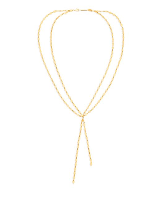 Lana Jewelry - Metallic Blake Mini Kite Chain Necklace - Lyst