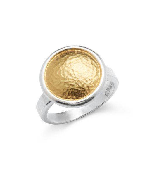 Gurhan - Metallic 24k Gold Vermeil Ring - Lyst