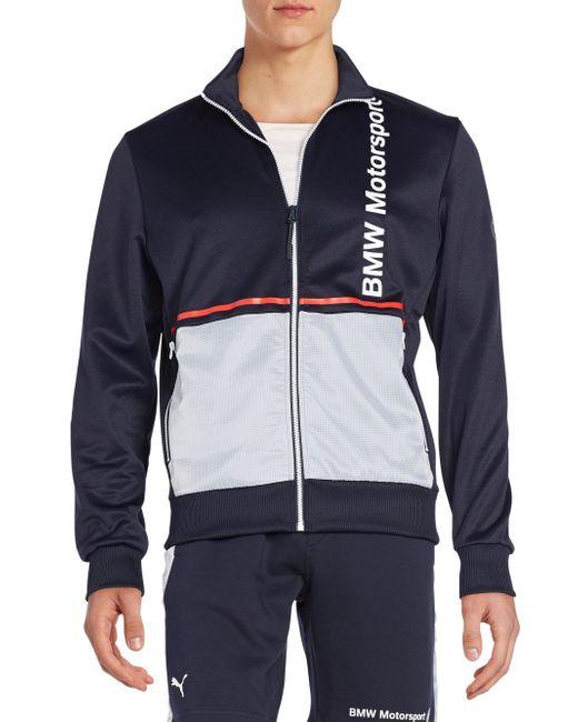 Puma Bmw Motorsport Mens Windbreaker Jacket Hoodie Wroc Awski Informator Internetowy Wroc Aw