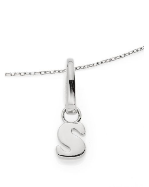 Ippolita | Metallic Sterling Silver Letter Charm | Lyst