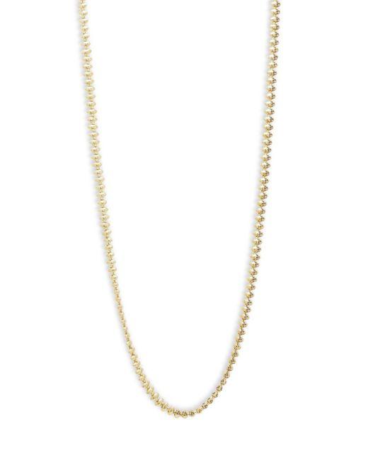 Eddie Borgo | Metallic Pave Cone Strand Necklace | Lyst