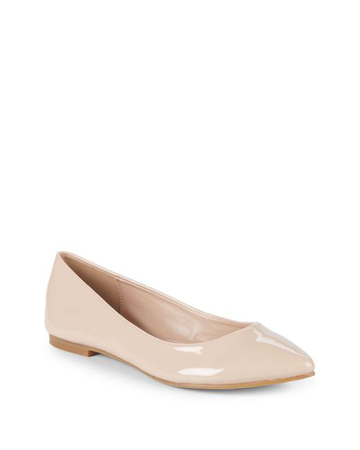 BCBGeneration - Multicolor Millie Smooth Patent Ballet Flats - Lyst