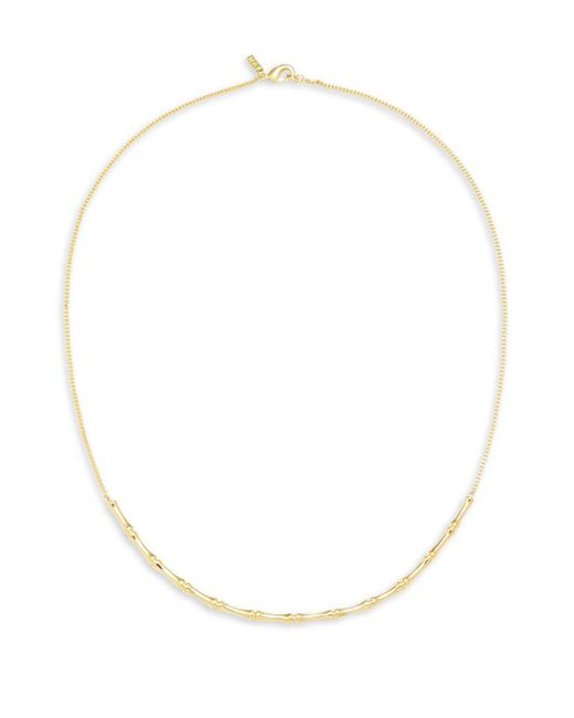 Vanessa Mooney - Metallic The Fillmore Necklace - Lyst