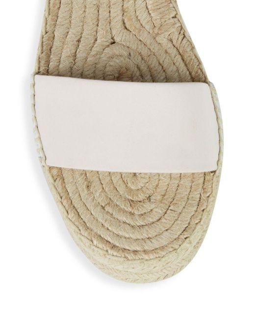 98c38209c674 Lyst - Splendid Jensen Espadrille Sandals in White - Save 68%