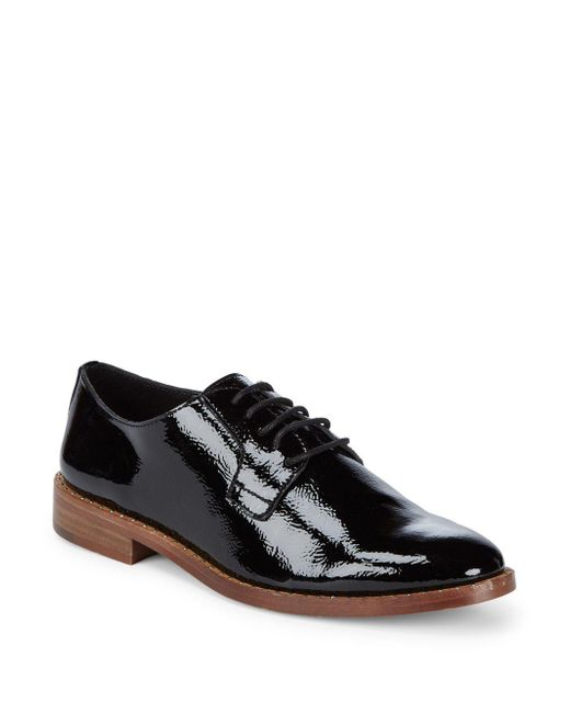 Vince Camuto - Black Loanna Leather Oxfords for Men - Lyst