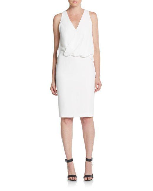 Elizabeth and James | White Tianey Dress | Lyst