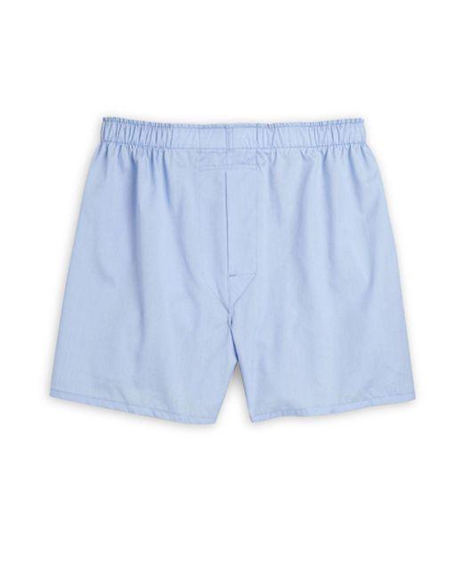 Saks Fifth Avenue - White Supima Cotton Boxers for Men - Lyst