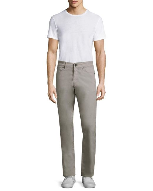 DL1961 - Gray Russell Slim-fit Jeans for Men - Lyst