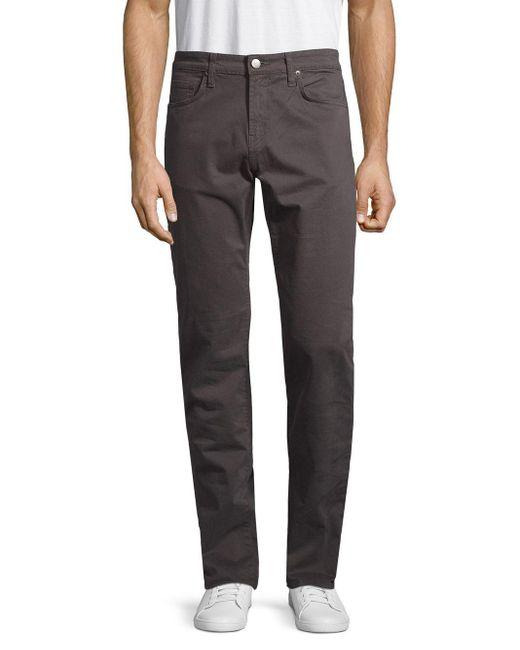 J Brand Multicolor Kane Straight Fit Pants for men