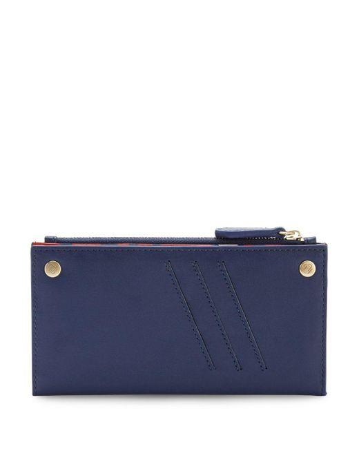 Liebeskind Berlin - Blue Jojo Leather Wallet - Lyst
