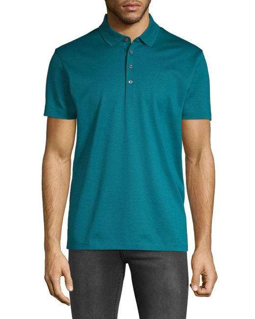 BOSS - Blue Pack Classic Cotton Polo for Men - Lyst