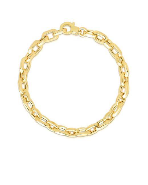 Saks Fifth Avenue - Metallic 14k Yellow Gold Chain Bracelet - Lyst