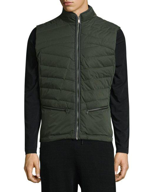 Mpg - Green Crusade Kelp Jacket for Men - Lyst