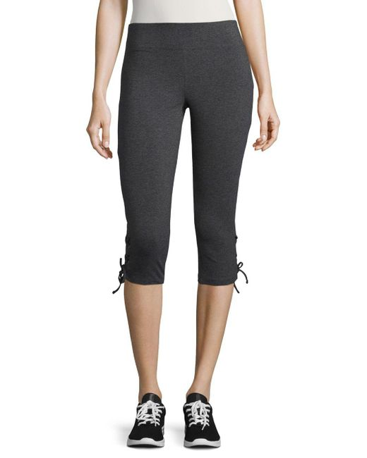 Marc New York - Multicolor Cropped Active Leggings - Lyst