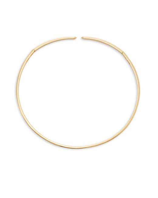 Eddie Borgo - Metallic Enamel Collar Necklace - Lyst