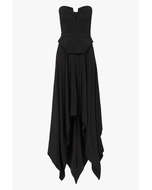 Sass & Bide - Black Hypnotic State Dress - Lyst