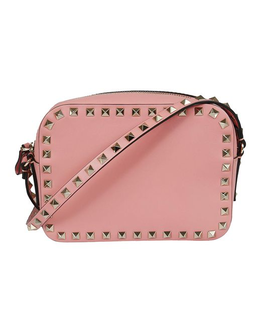 Valentino - Pink Tracolla - Lyst