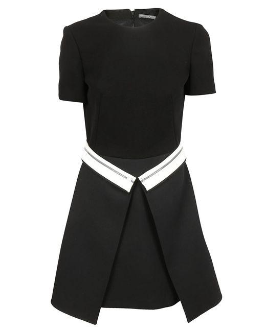 Alexander McQueen - Black Dress - Lyst