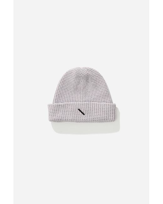 Saturdays NYC - Multicolor Waffle Crepe Beanie for Men - Lyst