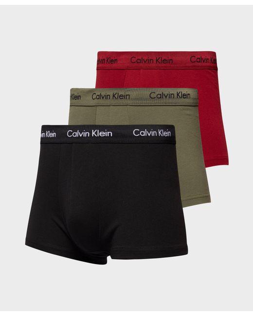 Calvin Klein | Multicolor 3-pack Boxer Shorts for Men | Lyst