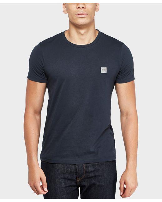 BOSS - Blue Tommi Short Sleeve T-shirt for Men - Lyst