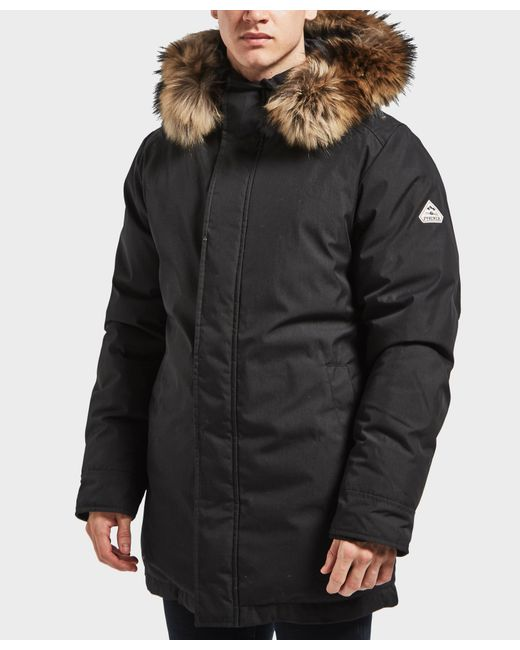Pyrenex | Black Annecy Padded Jacket for Men | Lyst